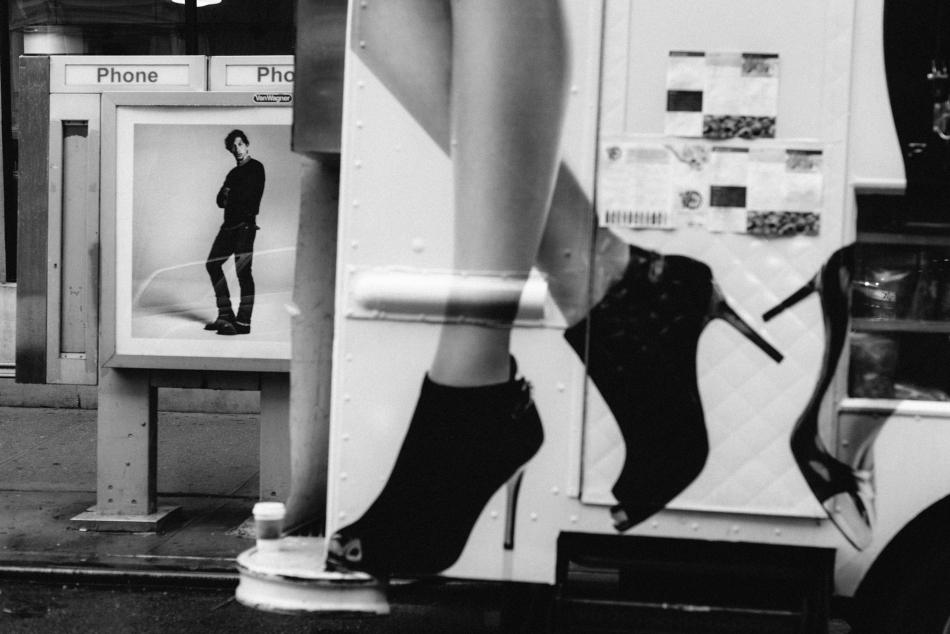 Eyes on Legs