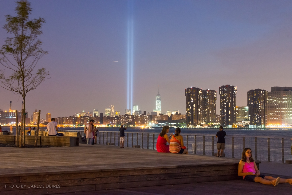 The Long Shadow of the Twin Towers