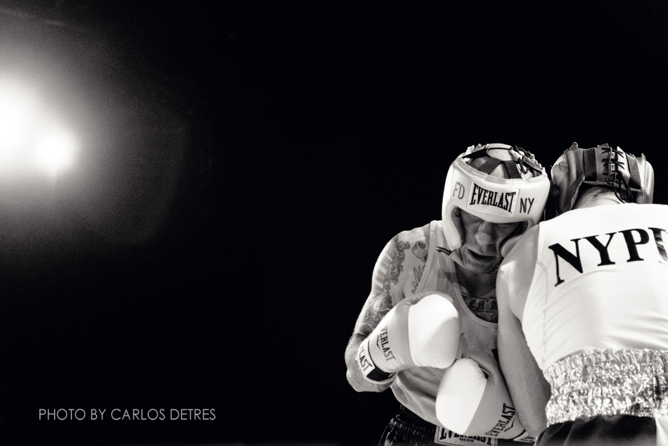 NYPD vs FDNY Boxing Match